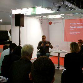 Autorencoaching auf der Frankfurter Buchmesse 2017