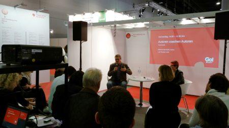 Autorencoaching Frankfurter Buchmesse 2017