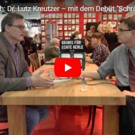 Interview auf der Frankfurter Buchmesse 2017