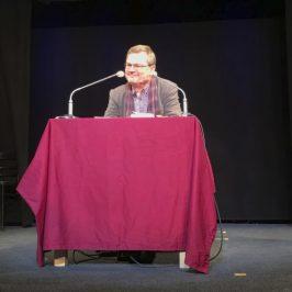 Lutz Kreutzer liest aus seinen Romanen
