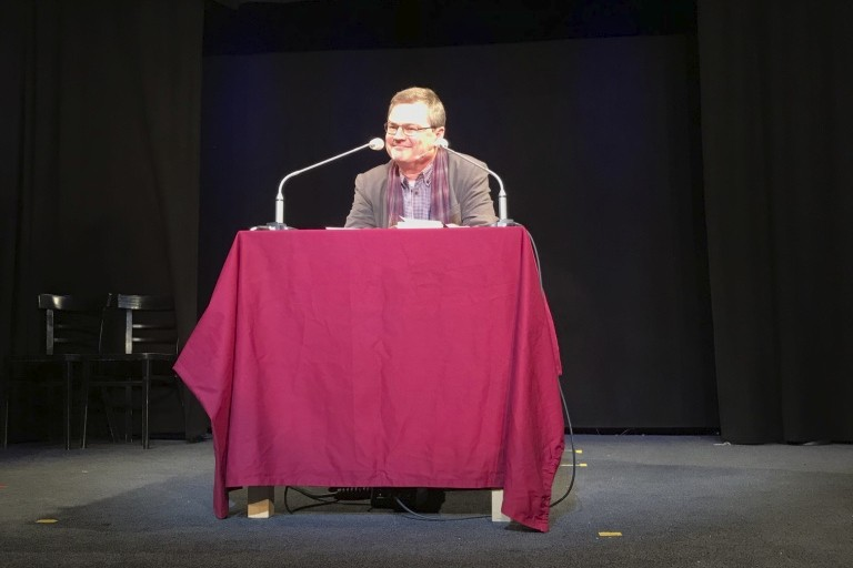 Lutz Kreutzer liest